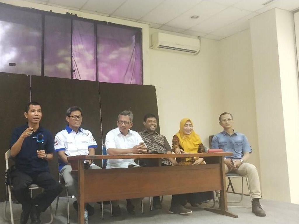 30 Ribu Buruh Mau Demo ke DPR Tolak UU Sapu Jagat