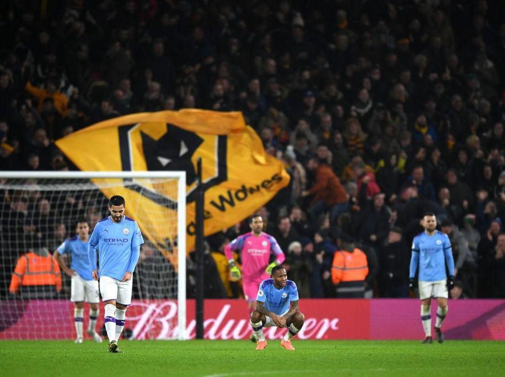 Frustrasinya Manchester City Berjarak Sejauh Ini dari Liverpool