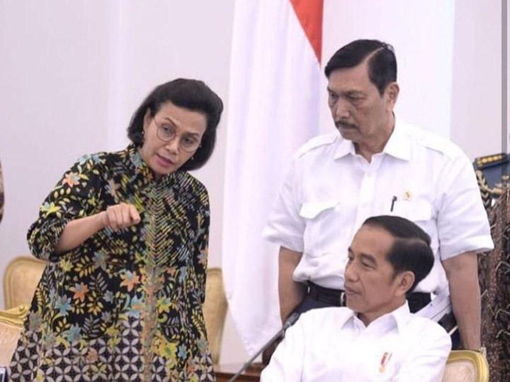 Teguran Jokowi ke Sri Mulyani soal Defisit APBN