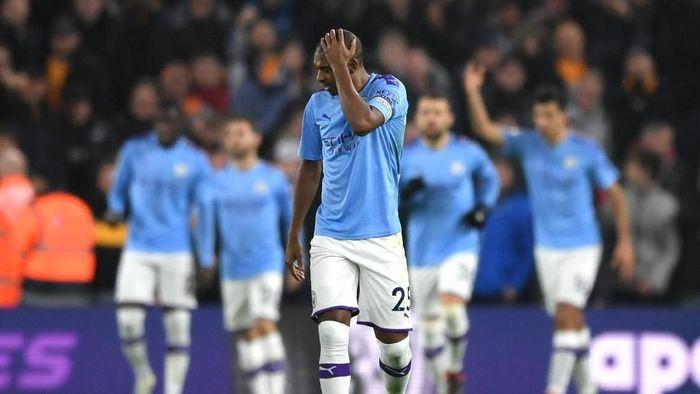 Manchester City sekarang berjarak 14 poin dengan Liverpool di klasemen Liga Inggris (Foto: Photo by Shaun Botterill/Getty Images)