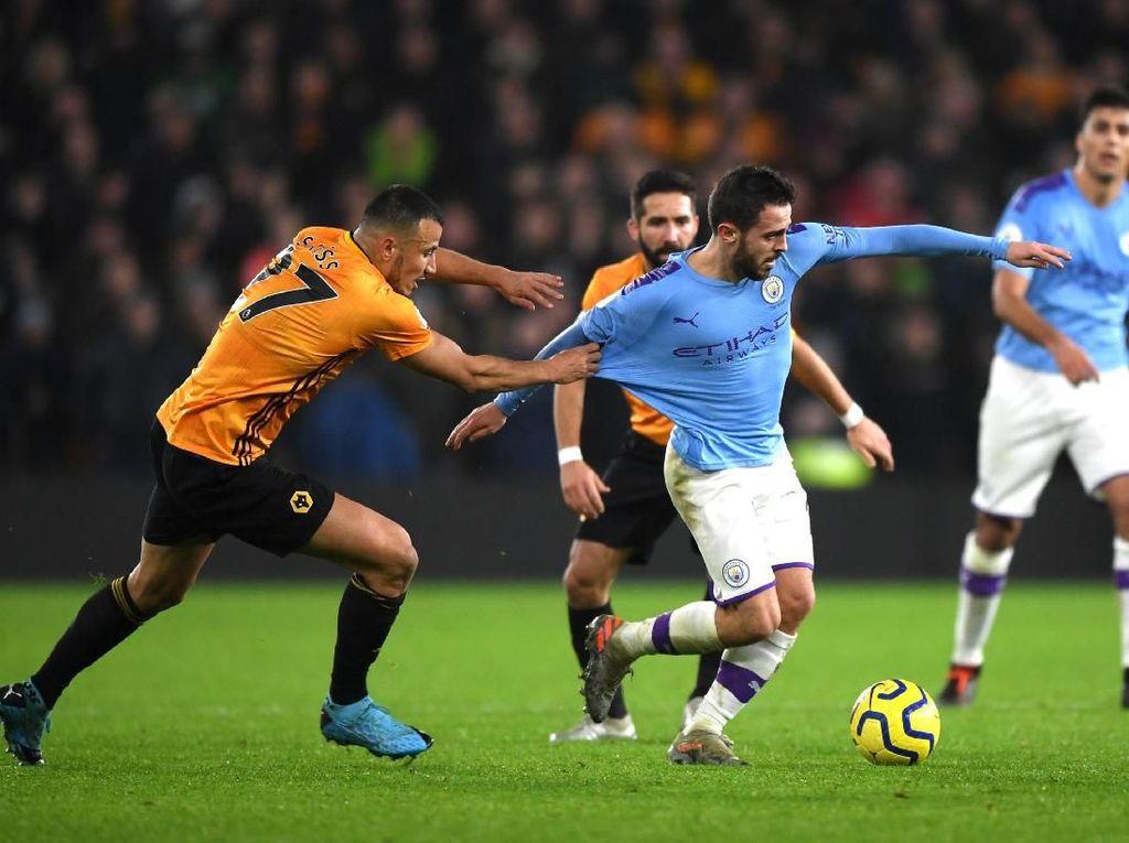 Upaya Man City Sudah Bagus, tapi Wolverhampton Memang Lawan yang Amat Sulit