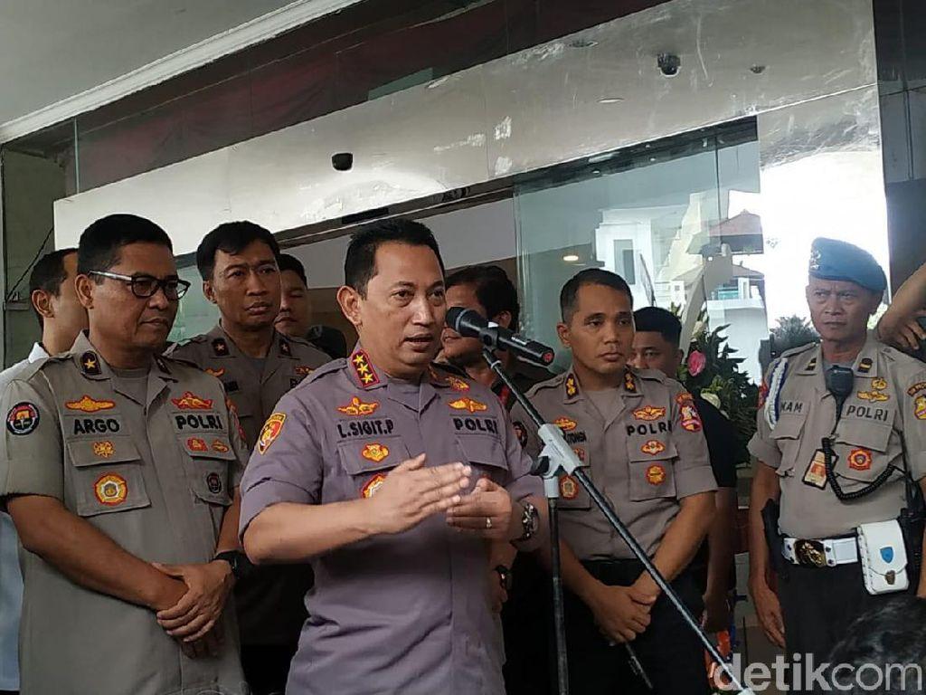 Kabareskrim Peringatkan Jajaran untuk Serius Kawal Penyaluran Bansos