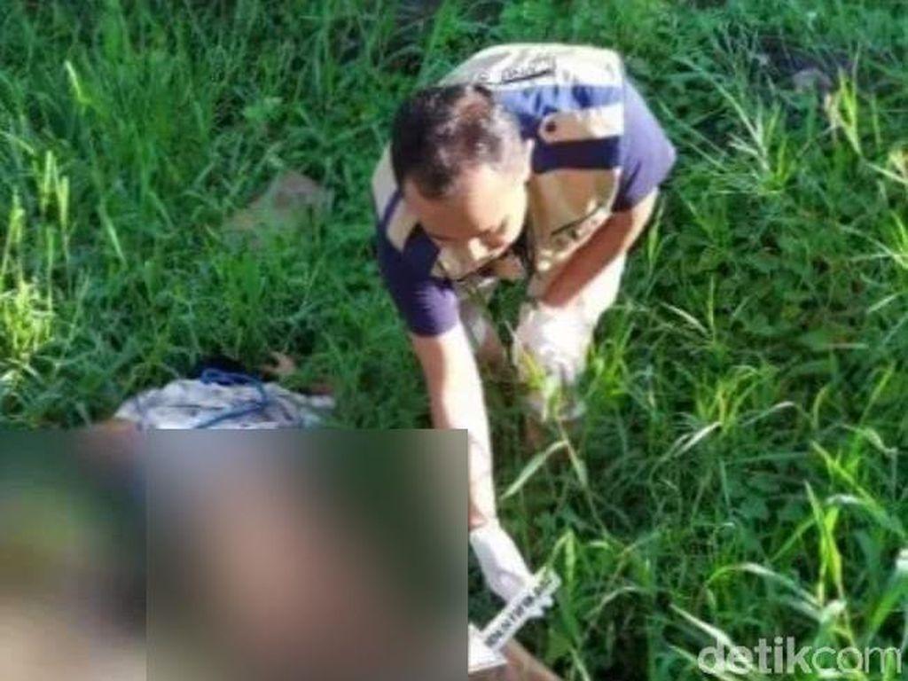 Polisi Sebar Ciri Mayat Pria dengan Leher Terlilit Tali Tambang di Tol Kebomas