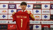 PSSI Rahasiakan Nilai Kontrak Shin Tae-yong
