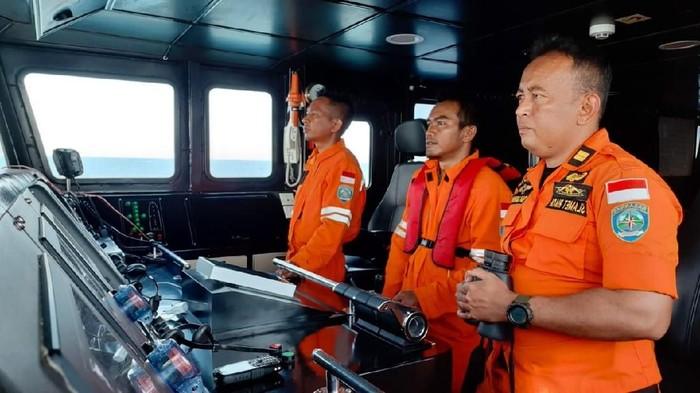 Tim Basarnas Makassar (Foto: dok. Istimewa)