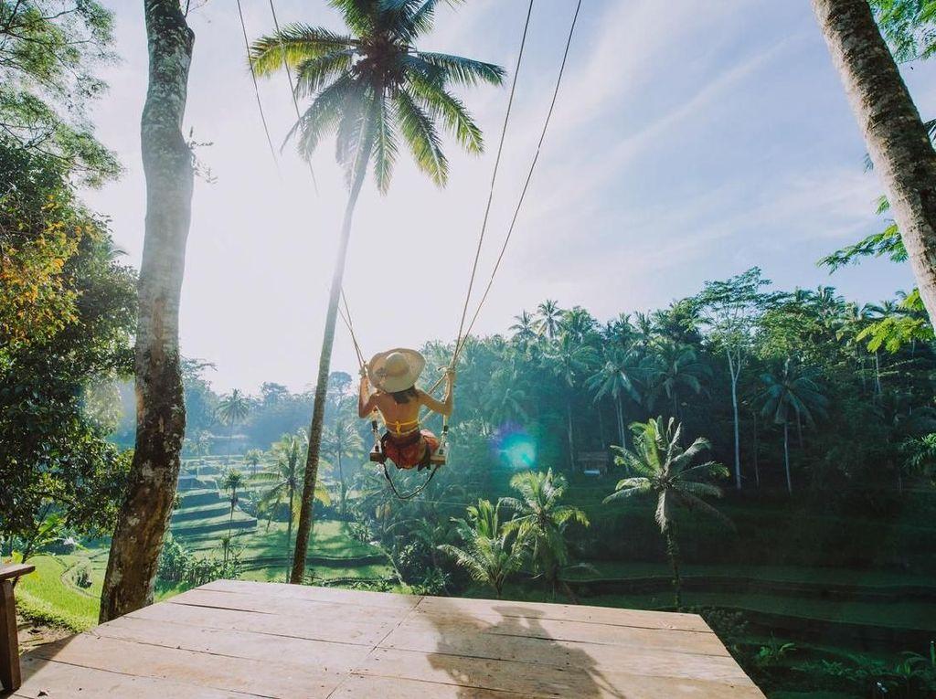 5 Objek Wisata Sekitar Capella Ubud Si Hotel Terbaik di Dunia