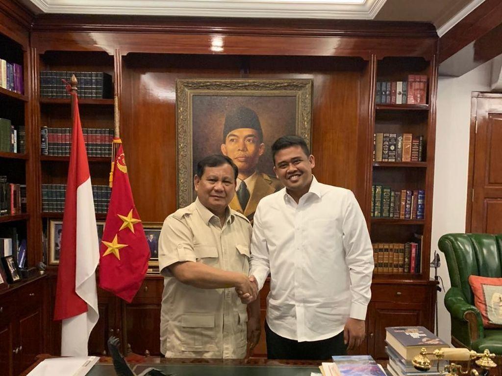Tepis PD, Gerindra Sumut: Dukungan Prabowo Kunci Kemenangan Bobby di Medan