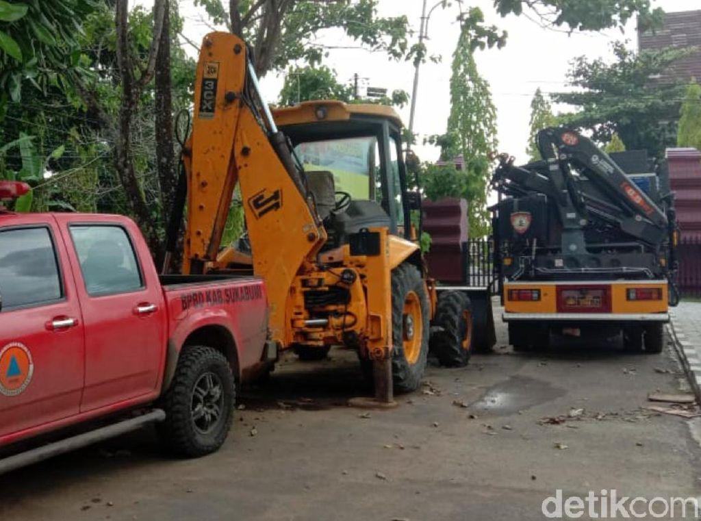 Antisipasi Bencana, Polres Sukabumi Bentuk Satgas Gabungan