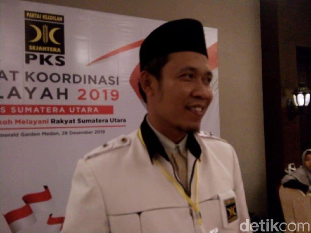 Diseret Djarot soal Suap Eks Anggota DPRD Sumut, PKS: Biar Hukum Bekerja