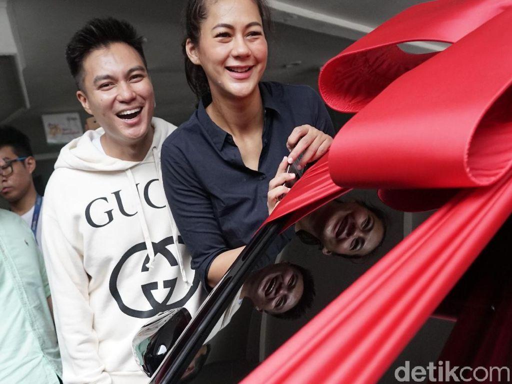 Sultannya Baim Wong, Kasih Mobil Baru ke Paula yang Baru Melahirkan