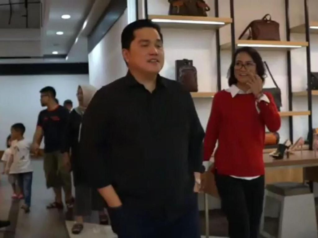 Mau Bikin Holding Rumah Sakit, Erick Thohir: Insyaallah Juni Jadi