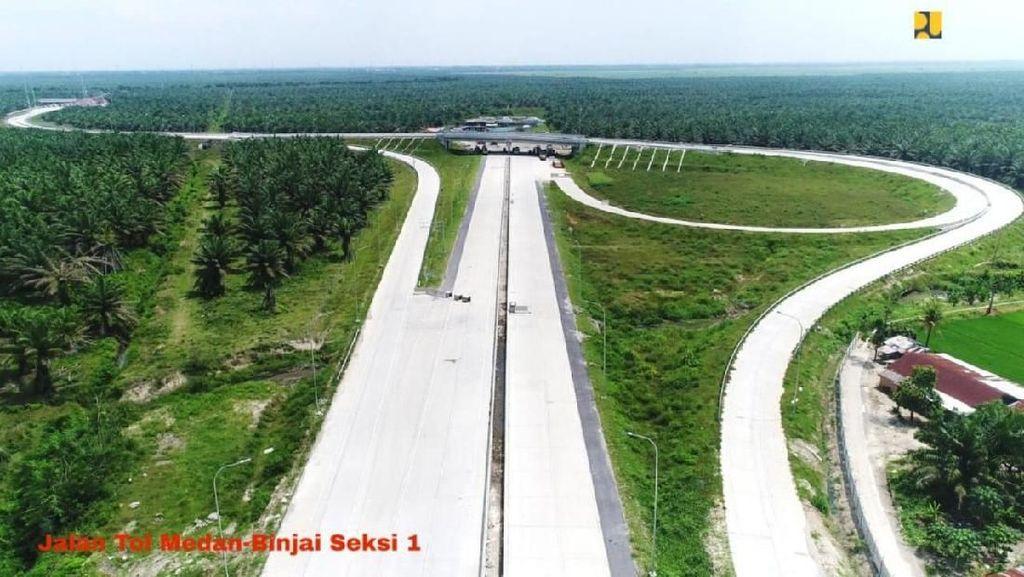 Mantul! Aceh-Sumut Bakal Tersambung Tol 131 Km