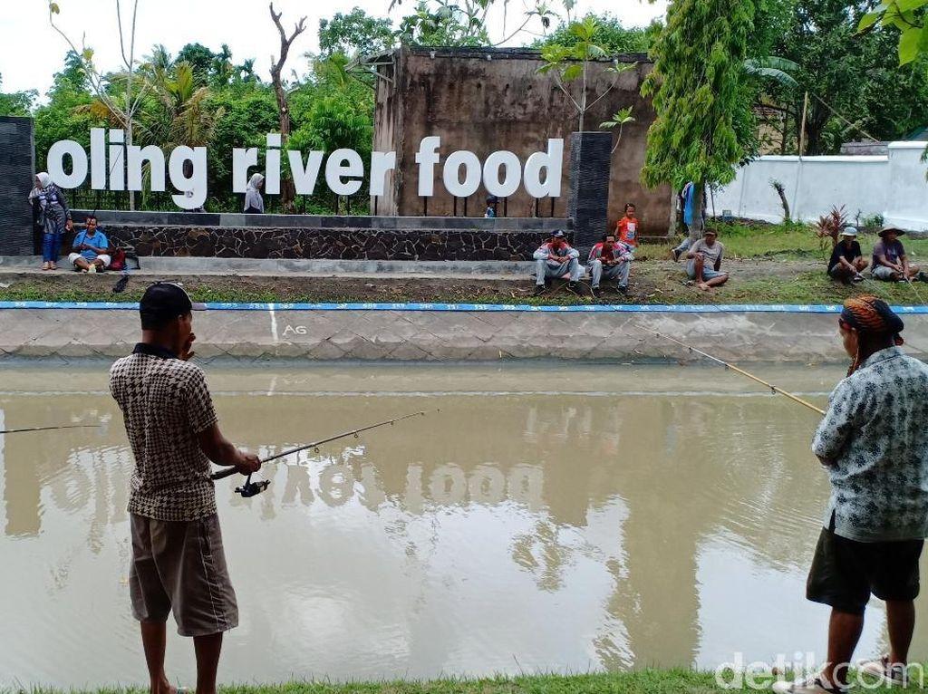 Destinasi Kuliner Baru di Banyuwangi, Oling River Food