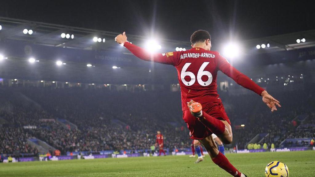 Bek Pemberi Assist Terbanyak di Premier League Sejauh Ini