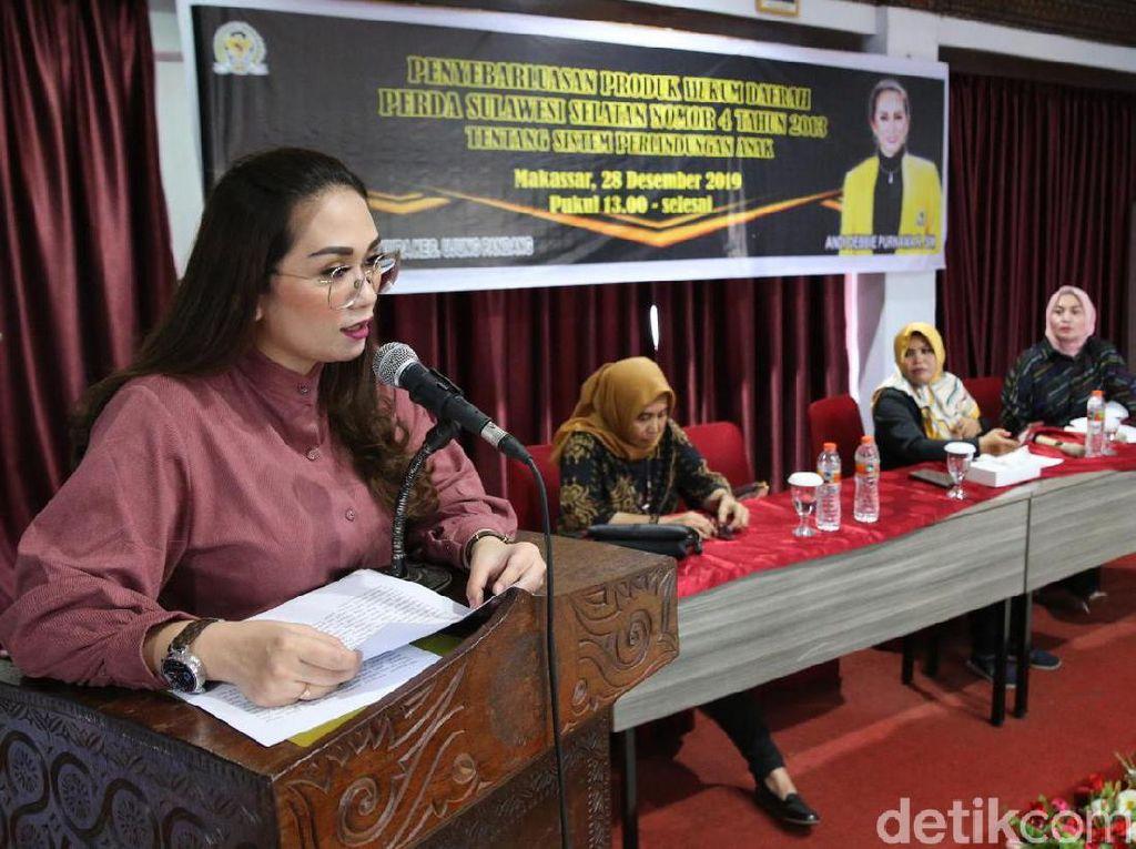 Legislator DPRD Sulsel Kecam Pemukulan Siswa SD oleh Ibu-ibu