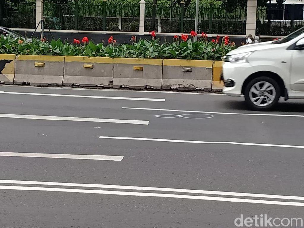 Propam Polres Jaksel Periksa PNS yang Tabrak Pesepeda di Sudirman