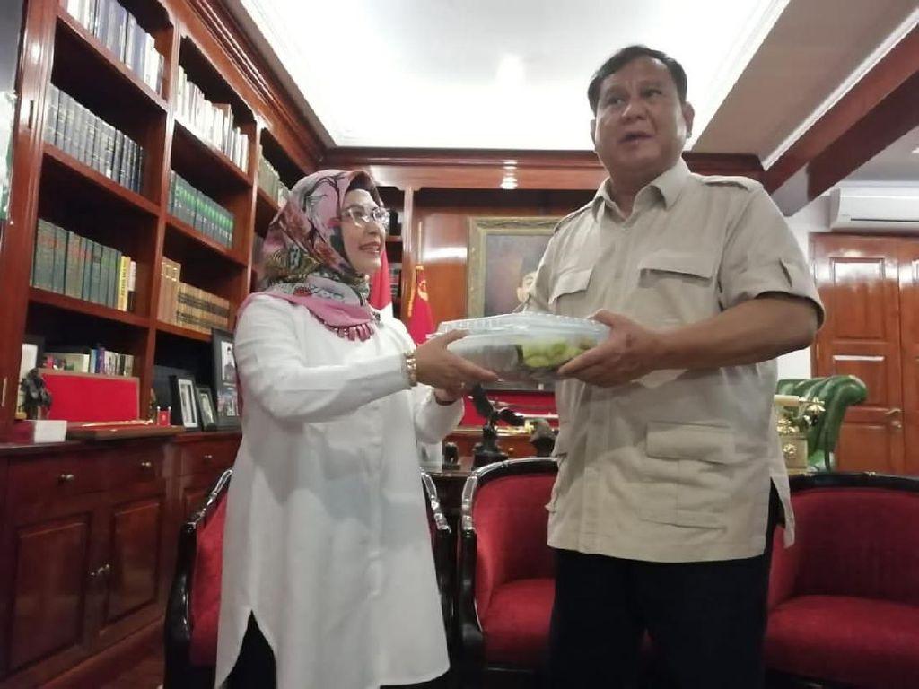 Azizah Maruf: Prabowo Pesan Kalau Maju Harus Menang!