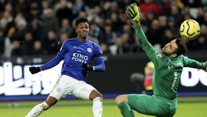 West Ham Vs Leicester The Foxes Menang Tipis 2-1