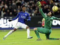 West Ham Vs Leicester: The Foxes Menang Tipis 2-1