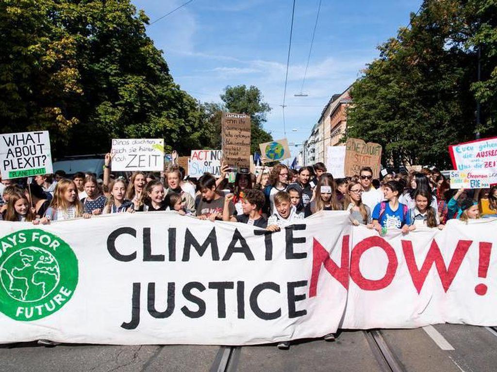 2019: Tahun Bangkitnya Kesadaran dan Aksi Protes Perubahan Iklim