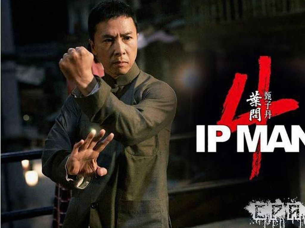 5 Fakta IP MAN 4: The Finale yang Diboikot di Hong Kong