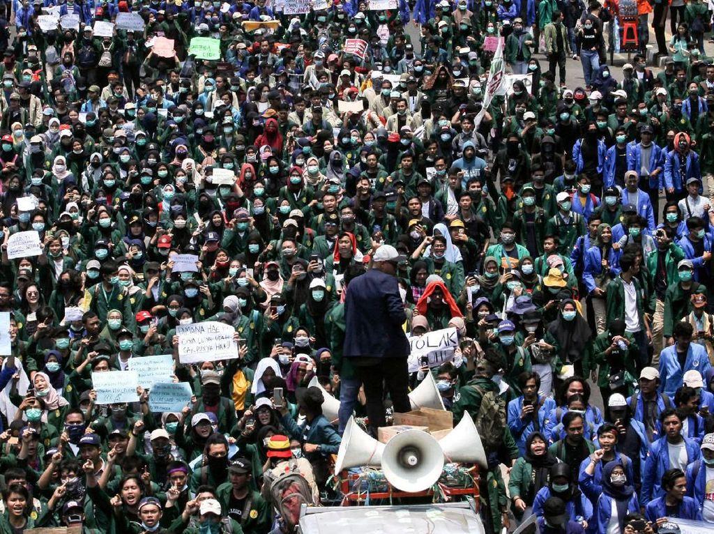Protes Omnibus Law UU Cipta Kerja, Mahasiswa Demo di Istana Besok