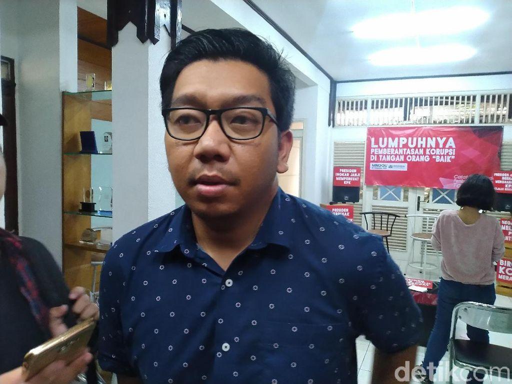 Pimpinan KPK Soroti Pemeriksaan Ahmad Sahroni, ICW: Mestinya Tak Ikut Campur
