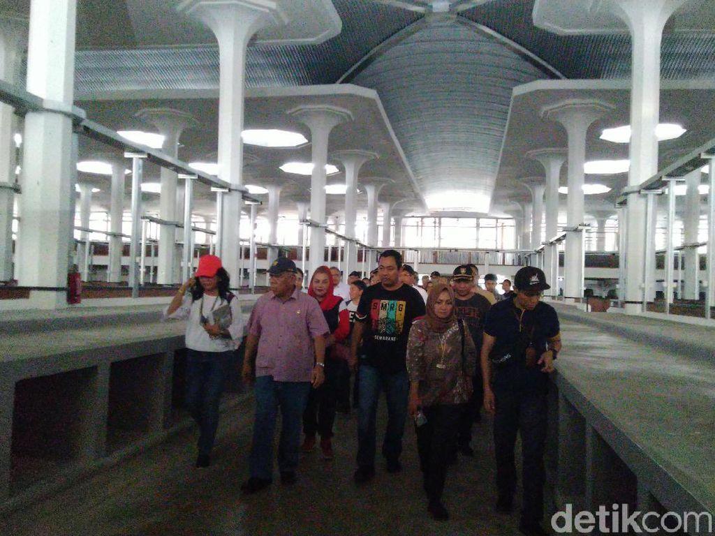 Besok Jokowi dan Para Menteri Akan Gowes di Kota Lama Semarang