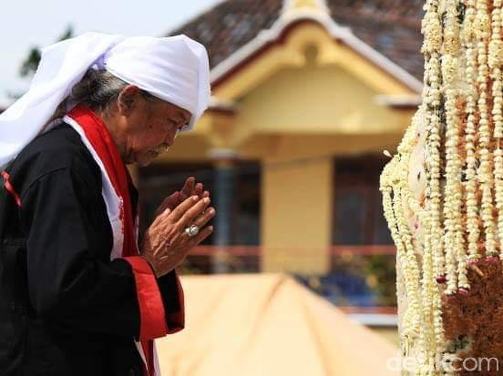 Penari Senior Asal Solo, Suprapto Suryodarmo Tutup Usia