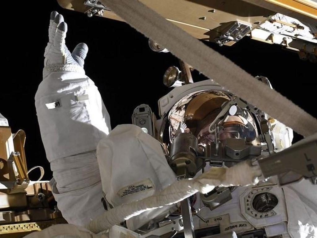 Eropa Cari Astronot Baru Dalam 12 Tahun, Difabel Bisa Daftar