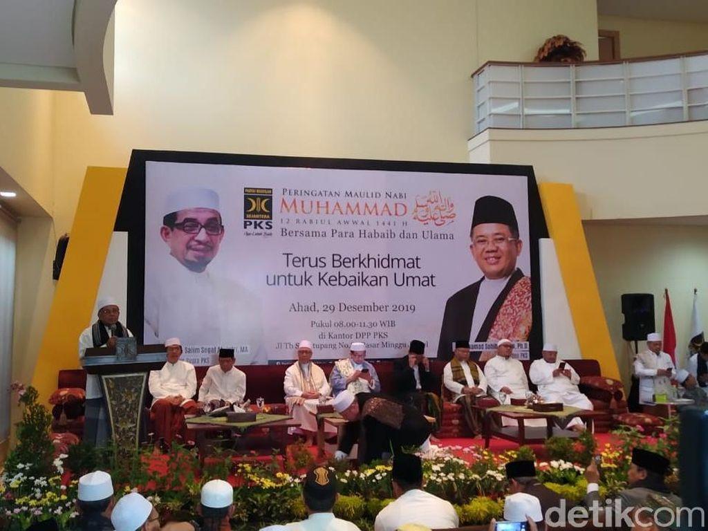 Gelar Peringatan Maulid Nabi, PKS Bicara Partai Dakwah Bukan soal Kekuasaan