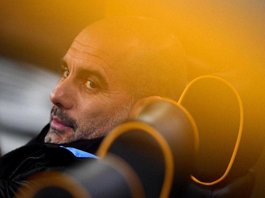Guardiola: Inggris Menyakiti Diri Sendiri dengan Jadwal Padat Premier League