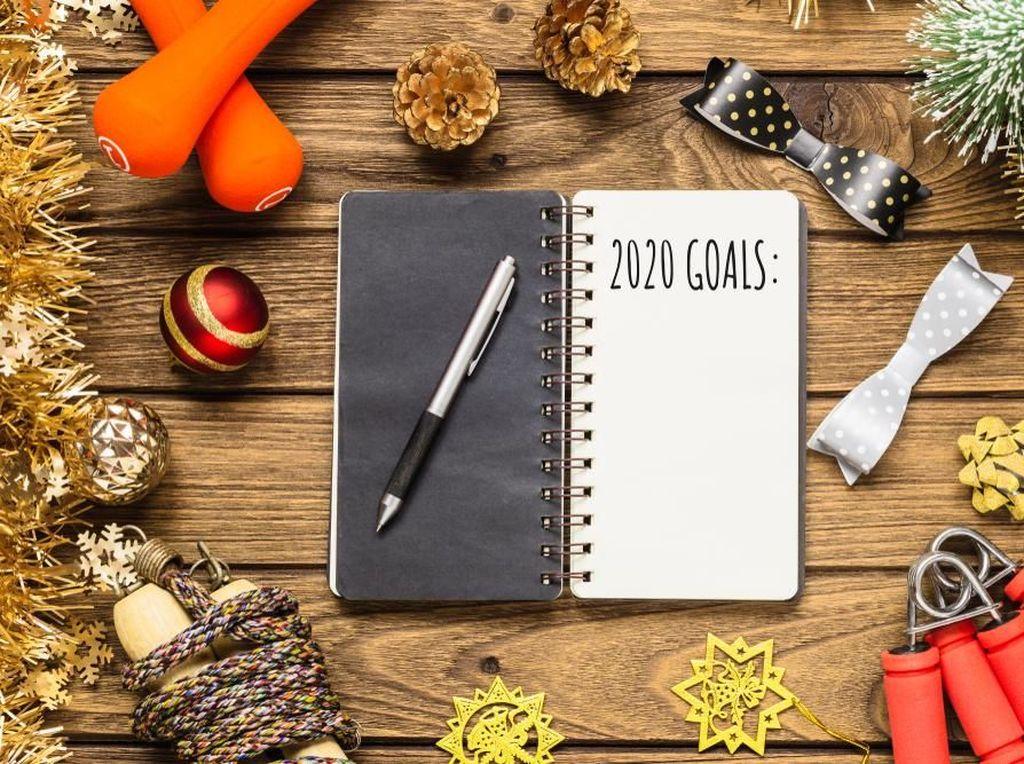 Cara Sehat Jalankan Resolusi Diet di Tahun Baru