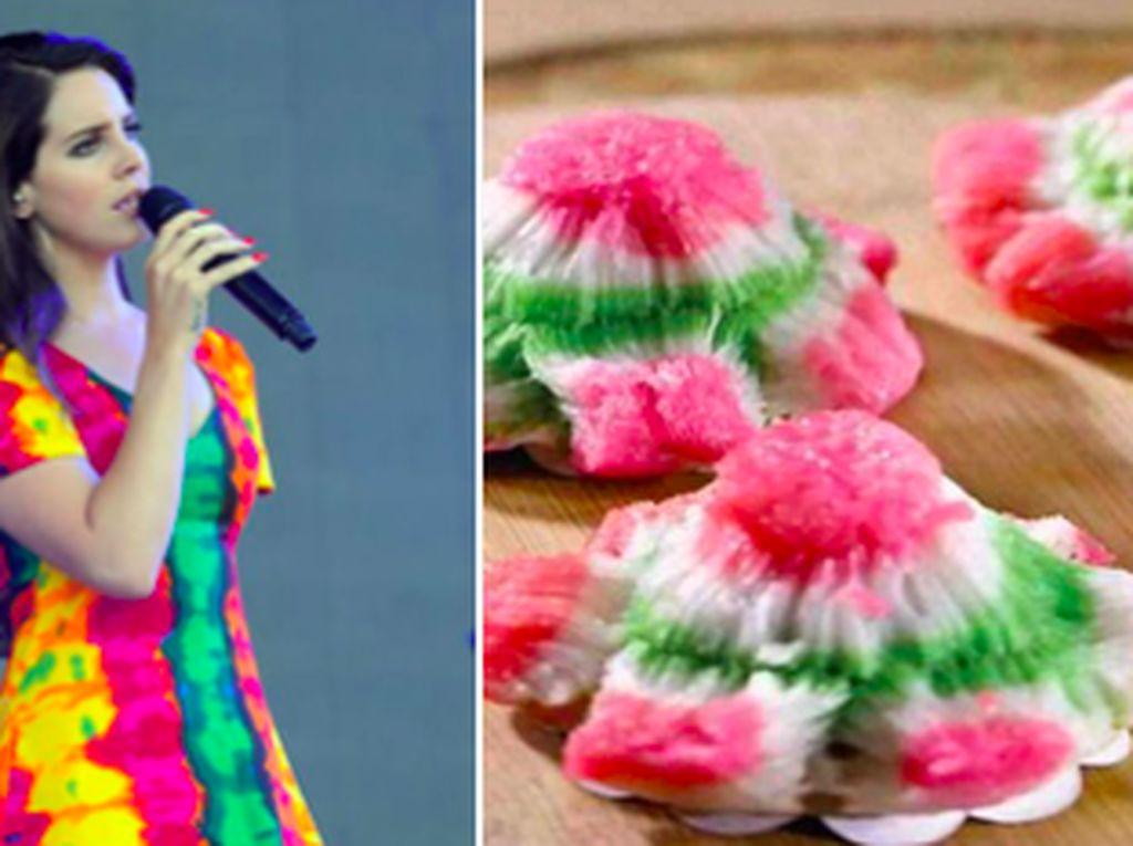 Lana Del Rey Mirip Jajanan Pasar, 10 Foto Ini Jadi Buktinya