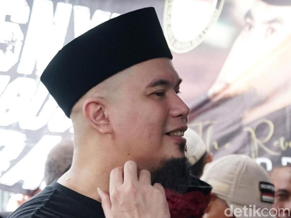 Wow! Ahmad Dhani Mau Beli Persigar Garut?