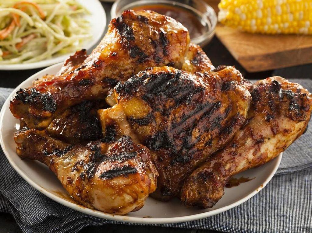Ragam Bumbu Ayam Bakar Enak, Buat Sajian Tahun Baru di Rumah