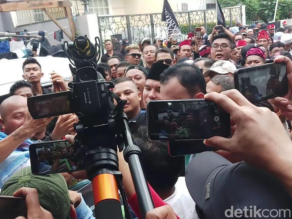 Prabowo Masuk Pemerintahan Jokowi, Ahmad Dhani: Saya Bersama Rakyat