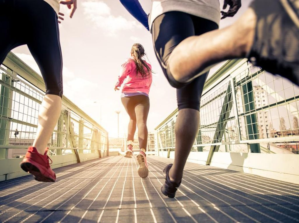 Perjuangan Gadis Bogor Masuk Sekolah Kedinasan: Latihan Lari Sejam Non Stop