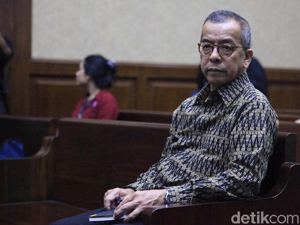 Emirsyah Satar Didakwa Terima Suap Rp 46 M dari Soetikno Soedarjo