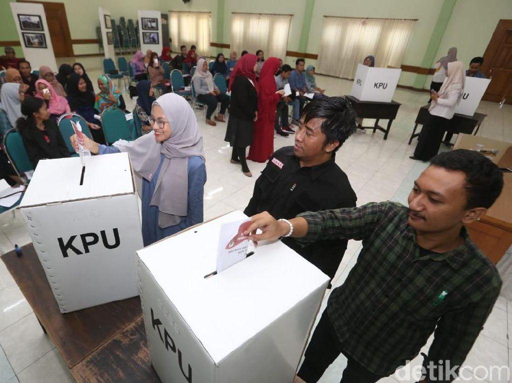 KPU Surabaya Mulai Sosialisasi Pilwali 2020 pada Mahasiswa