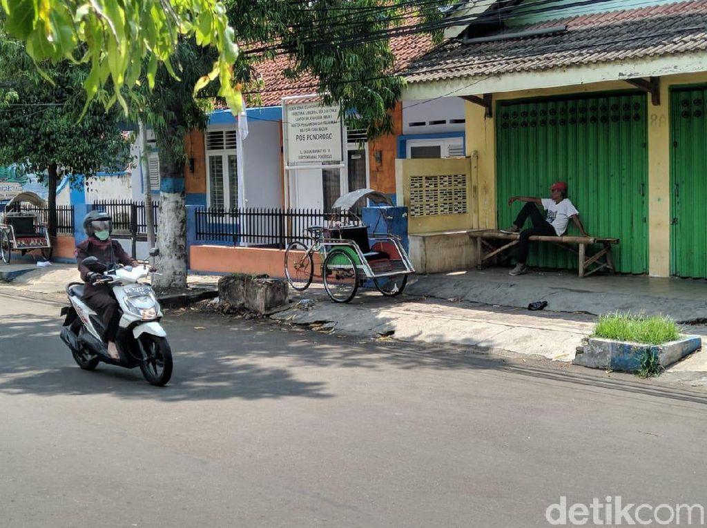 388 Becak Kayuh di Ponorogo Bakal Disulap Jadi Angkutan Wisata