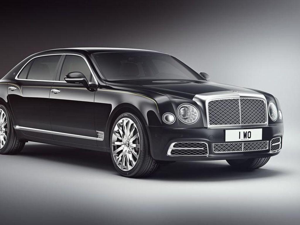 Bentley Khusus Miliarder, Tapi Bukan Miliarder Indonesia
