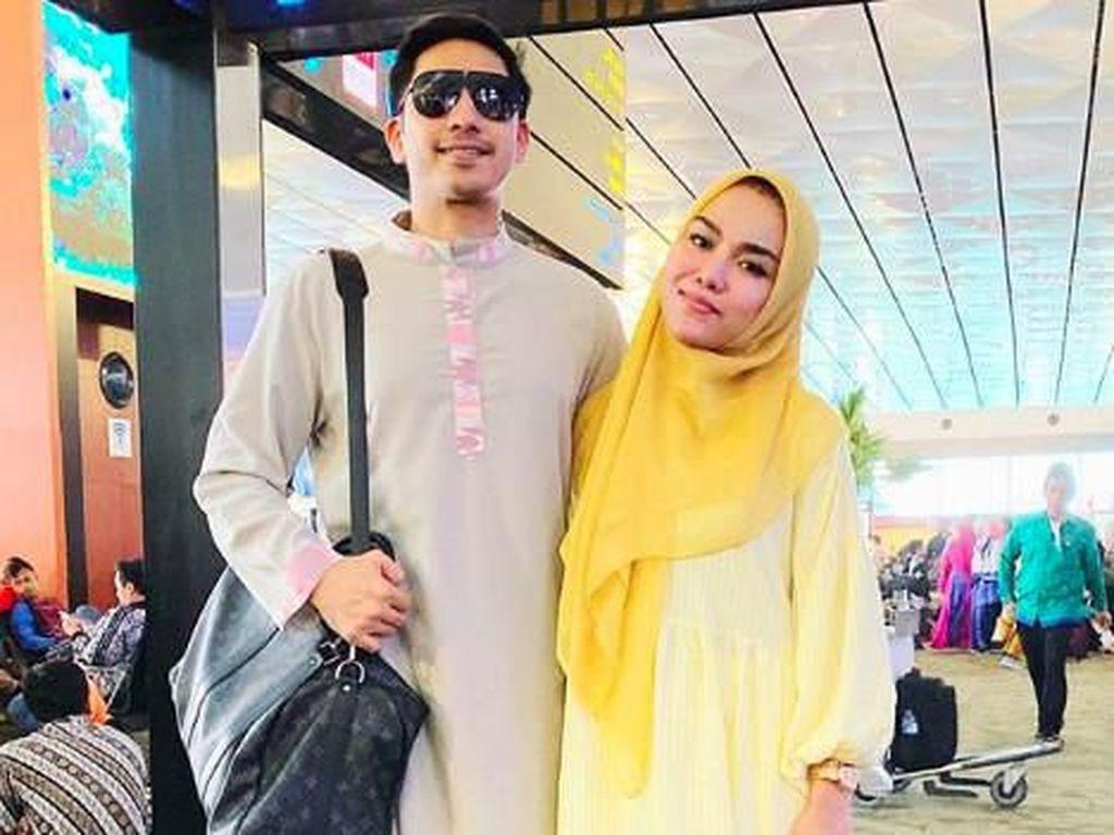 Medina Zein Diamankan Polisi, Lukman Azhari Diminta Tak Khawatir