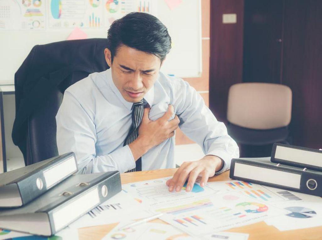 Catat! Cara Berikut Bisa Kurangi Risiko Serangan Jantung