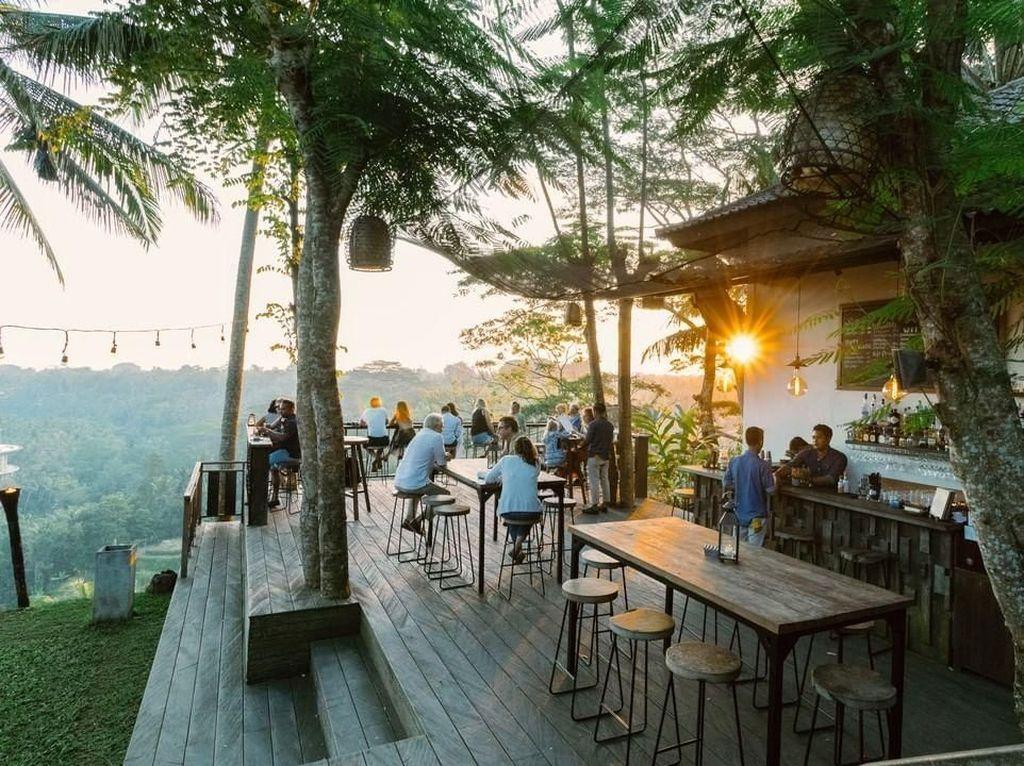 Usai Wisata di Ubud Bisa Makan Enak di 5 Restoran Ini