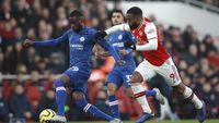 Arsenal Vs Chelsea di Final Piala FA