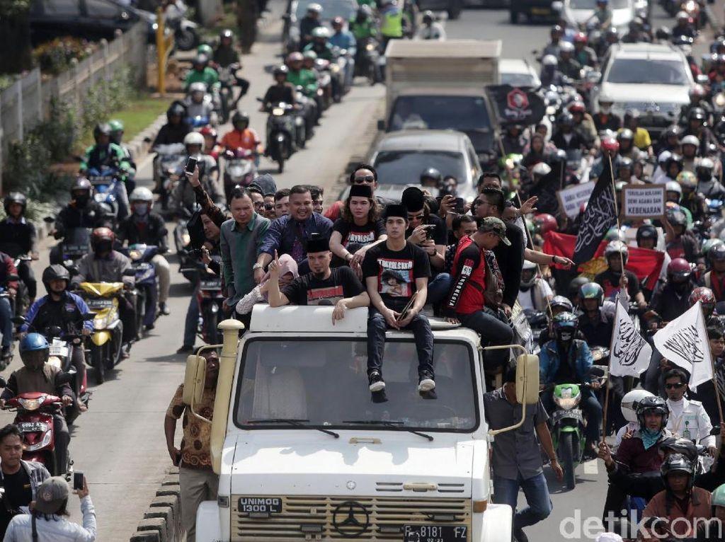 Sambut Kebebasan Ahmad Dhani, Ini Harapan Baladewa
