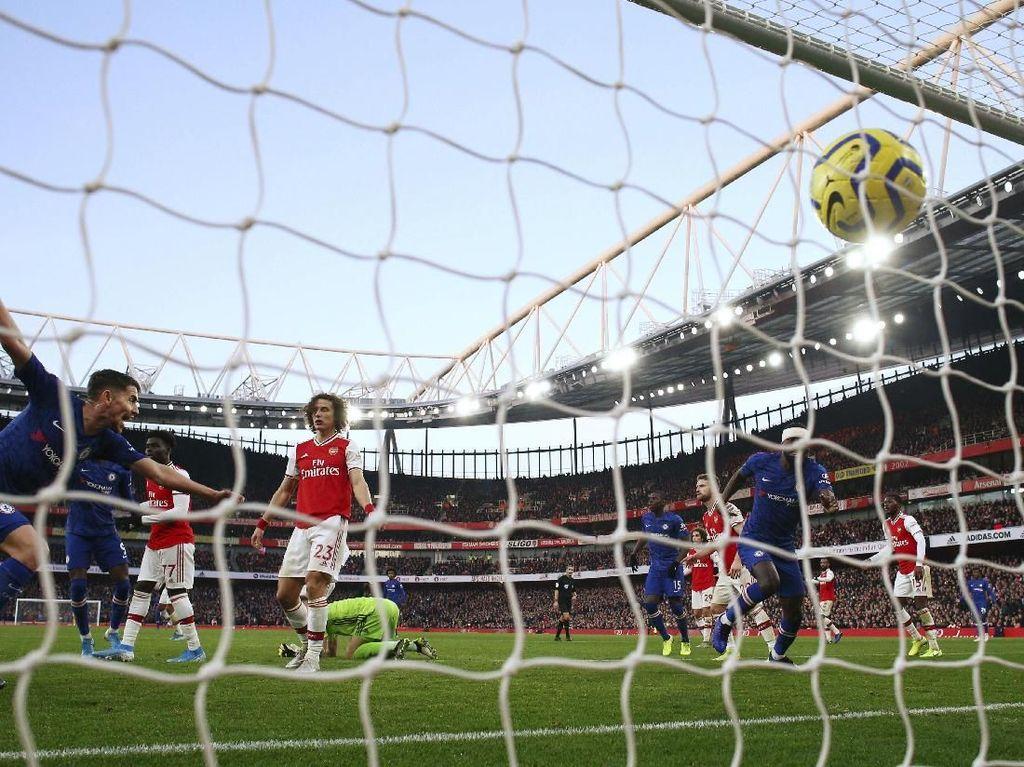 Cara Arsenal Kebobolan Bikin Arteta Kecewa Betul