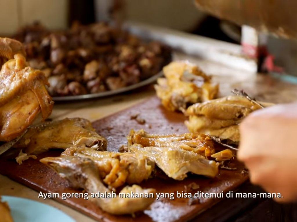 Mulai Era Pangeran Diponegoro, Ini Restoran Ayam Tertua di Yogya