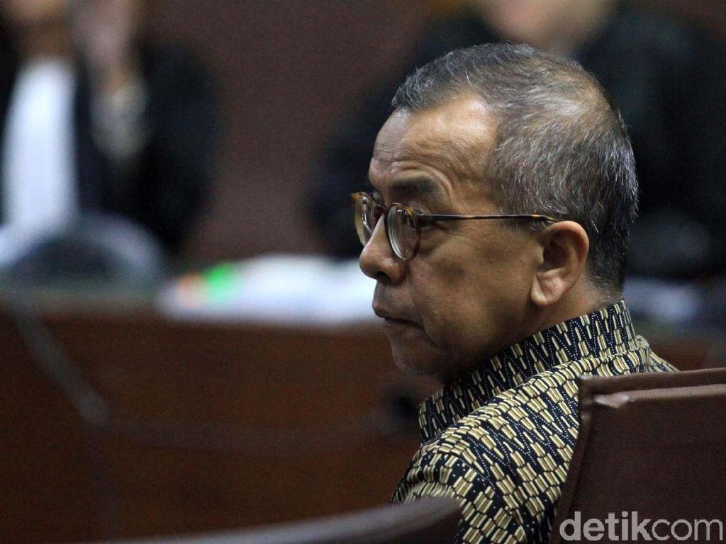 Jaksa KPK Ungkap Momen Emirsyah Nginap di Bvlgari Resort Bali